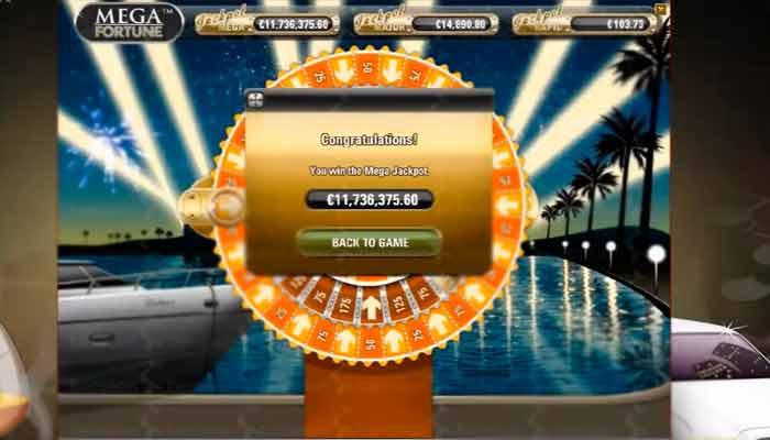 Jackpot Gewinn Handy Spielautomaten
